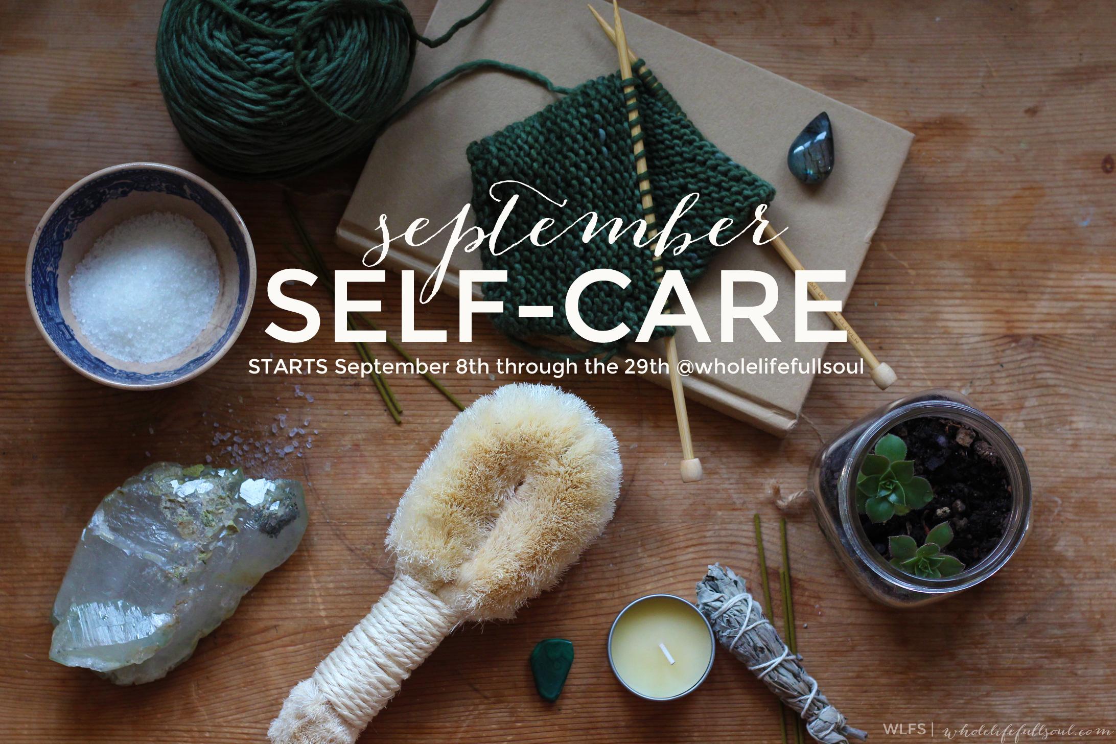 September Self-Care