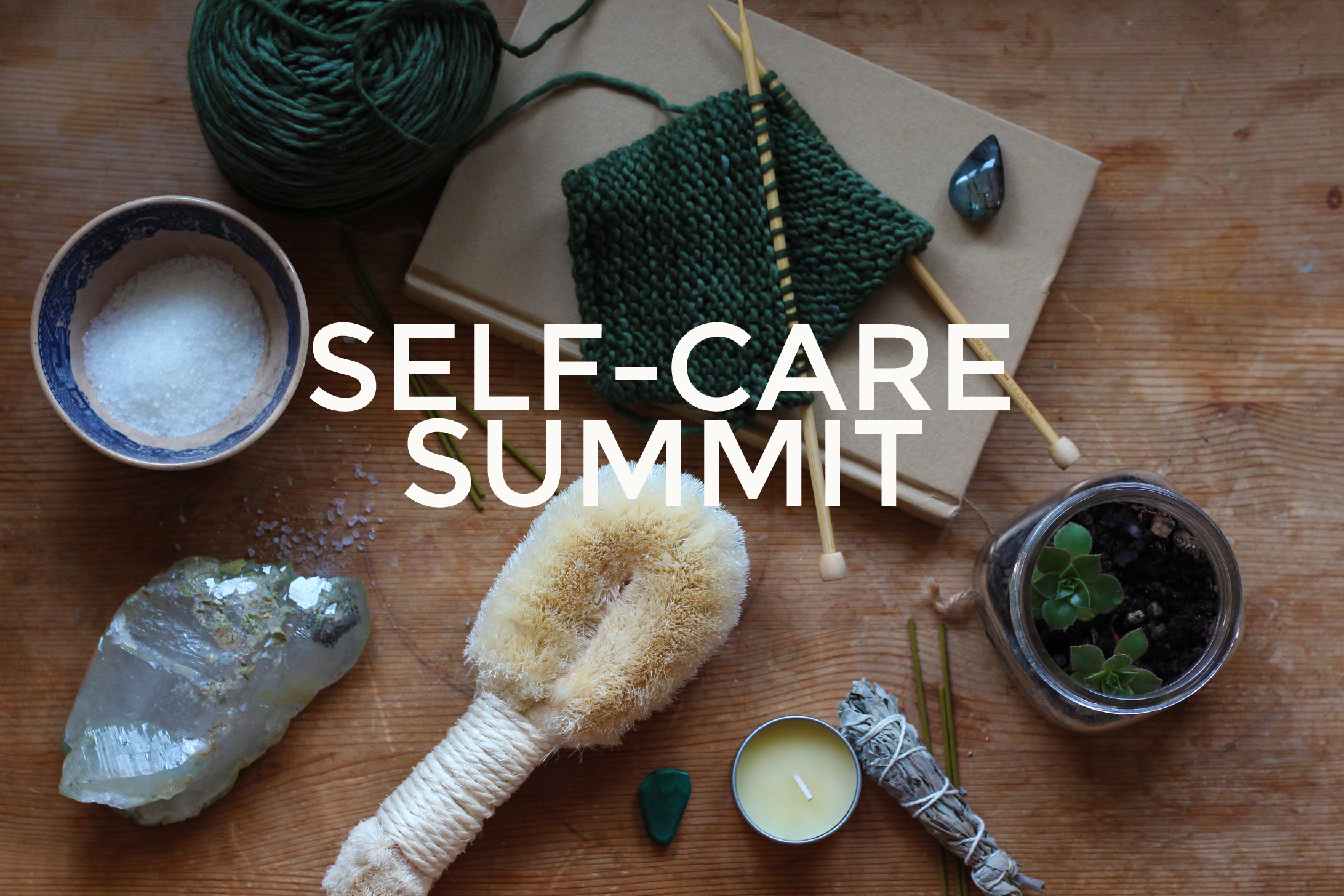 Self-care Summit with Kari of Whole Life Full Soul